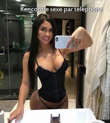 Rencontre sexe par telephone Daniella